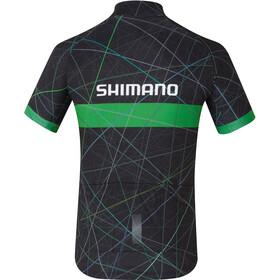 Shimano Team Jersey Herren black